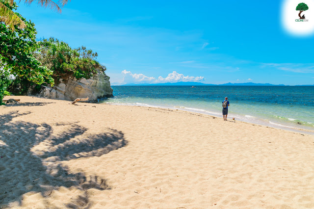 diy guide to pinamuntugan island