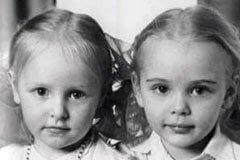 Vladimir Putin daughters. Maria Putina and Yekaterina Putina.