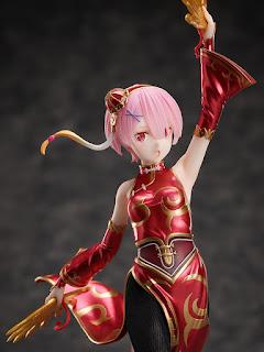 Ram China Dress Ver. 1/7 de Re:ZERO, F:NEX (FuRyu)