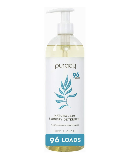 Puracy Natural Laundry Detergent