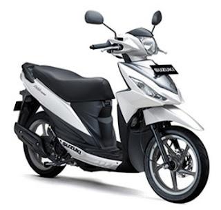 Daftar Harga Motor Suzuki Terbaru Desember 2016