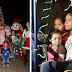 Llega la Navidad al Parque Recreativo Tamatán