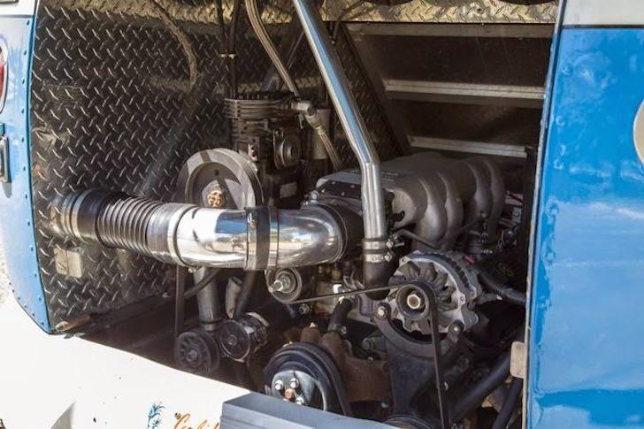 1949 Flxible Clipper Motorhome Conversion Auto