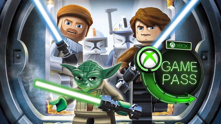 xbox game pass 2019 lego star wars 3 the clone wars xb1 traveller's tales lucas arts