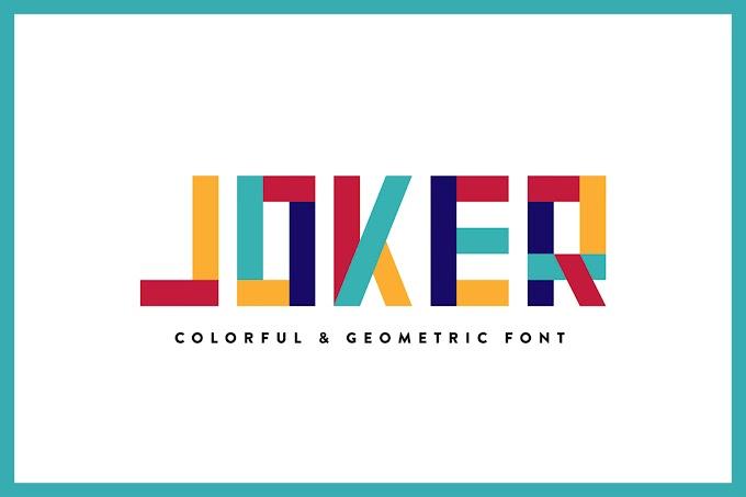 Joker - Font Family