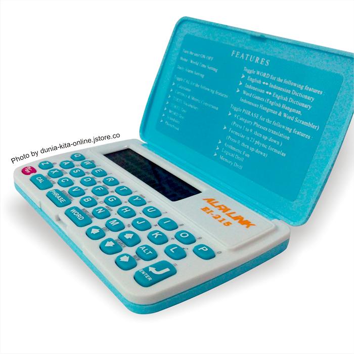 Tips Praktis Bagi Anda Alfalink Kamus Elektronik Ei 215 Berguna Bagi Para Pelajar Sd Smp Sma