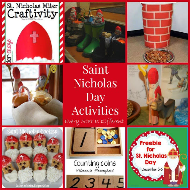 Saint Nicholas Day Activities