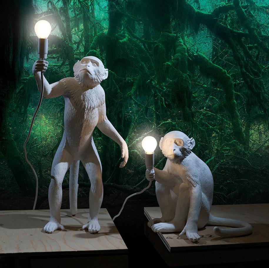 monkey-floor-lamps