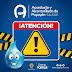 Suspensión del servicio de agua por empalme en San Eduardo.