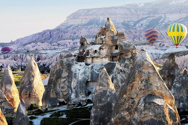 sejarah cappadocia turki bahanatour semarang