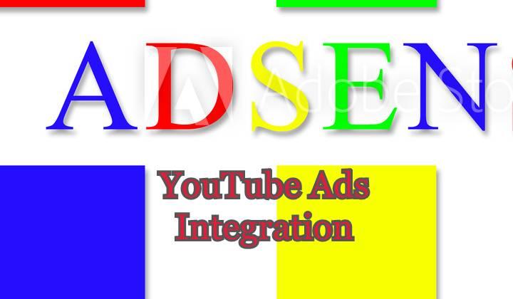 YouTube Ads Integration