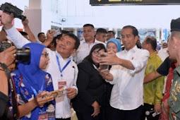 Bandara Depati Amir Pangkal Pinang akan Mampu Tampung 3 Juta Penumpang pada 2020