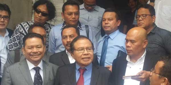 Pengacara Rizal Ramli Heran Polisi Cepat Mengusut Kasus Kliennya