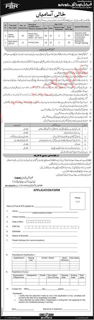 fbr-jobs-2020-for-male-and-female