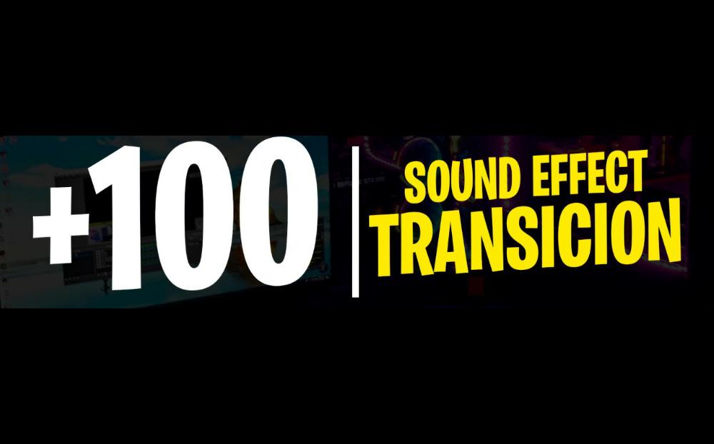 Descarga Efectos De Sonidos Para Transiciones En Audio MP3