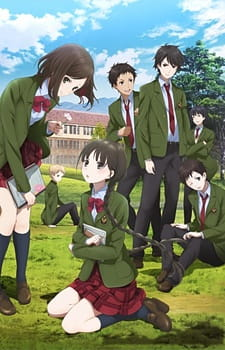 Xem Anime Red Data Girl - Anime RDG: Red Data Girl VietSub
