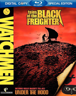 Watchmen: Tales of the Black Freighter [BD25] *Con Audio Latino