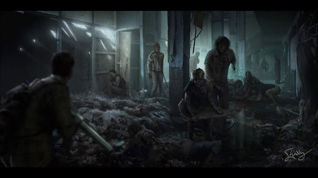 The Last of Us (artwork del videogioco)