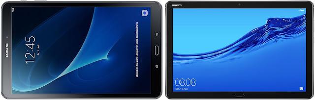 Comparativa tablets Android 10,1 pulgadas baratos con pantalla FullHD