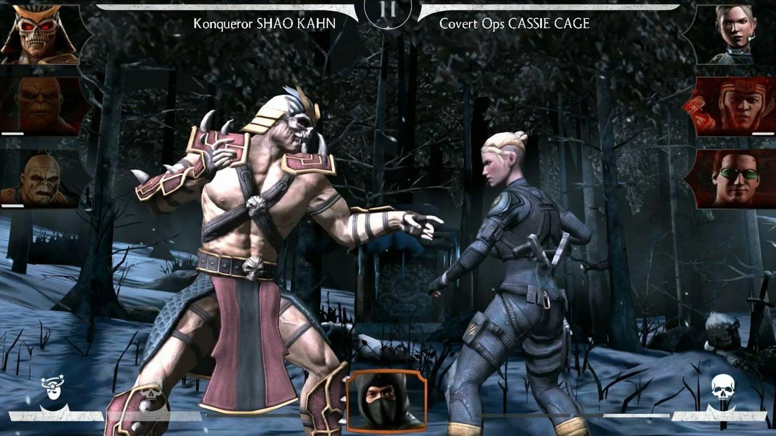 Mortal Combat X Game
