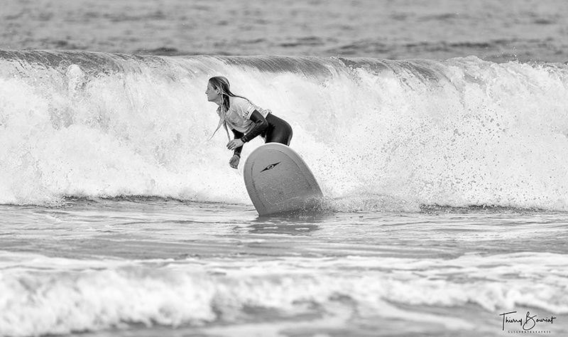 Coupe de France de Surf 100% Filles Ilonna Rondy