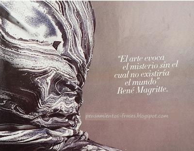 frases de René Magritte
