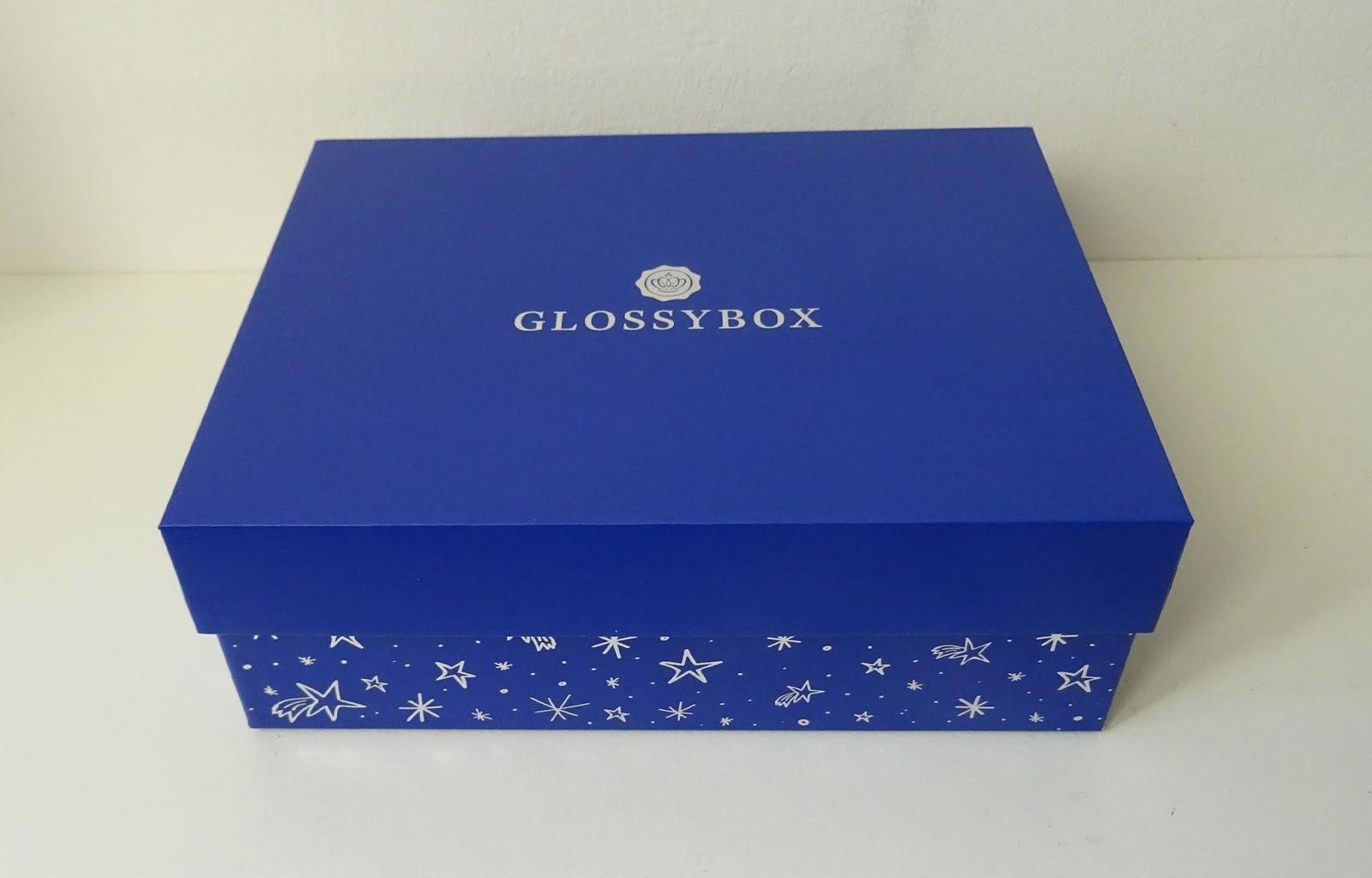 Glossybox Décembre 2016 : Noël Impérial