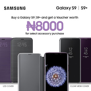 Get free voucher and 2GB data for purchasing the Samsung Galaxy S9 and S9+