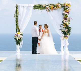 Cut Costs, Here's the Creative Concept of Getting Married in a Bali Wedding Villa