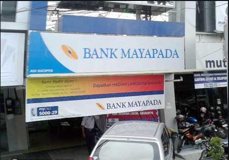 Alamat Lengkap dan Nomor Telepon Kantor Bank MAYAPADA di Palu