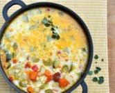 Summer's Best Corn Chowder (A Veggie Venture)