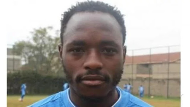 Kevin Oliech brother to Dennis Oliech dies in Germany