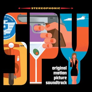 Spy Song - Spy Music - Spy Soundtrack - Spy Score