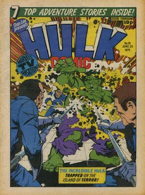 Hulk Comic #16