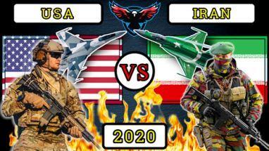 USA-VS-IRAN-MILITARY-POWER-COMPARISON-2020,IRAN-VS-AMERICA