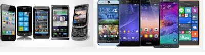 10 Telefon Pintar Paling Hit 2017