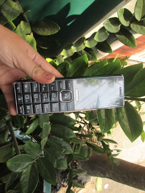 Điện thoại Kechaoda K90 loa trâu, pin khủng