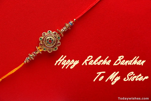 Happy Raksha Bandha 2017 pics for FB