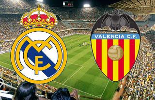 مباراة ريال مدريد ضد فالنسيا الجولة التاسعة من الدوري الإسباني والتشكيل
