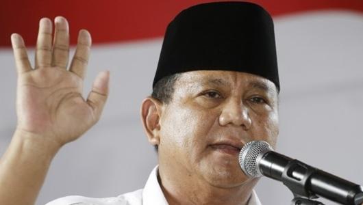 Prabowo: Ada Kekuatan Besar yang Tak Ingin Indonesia Sejahtera