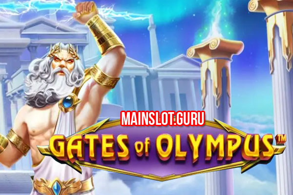 Main Demo Slot Online Gates of Olympus (Pragmatic Play)