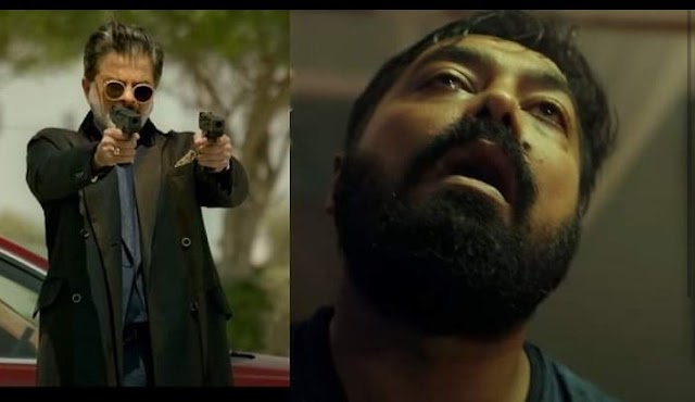 New Movie Trailer Released on Netflix AK Vs AK starring Anil Kapoor and Anurag Kashyap, Controversy with IAF