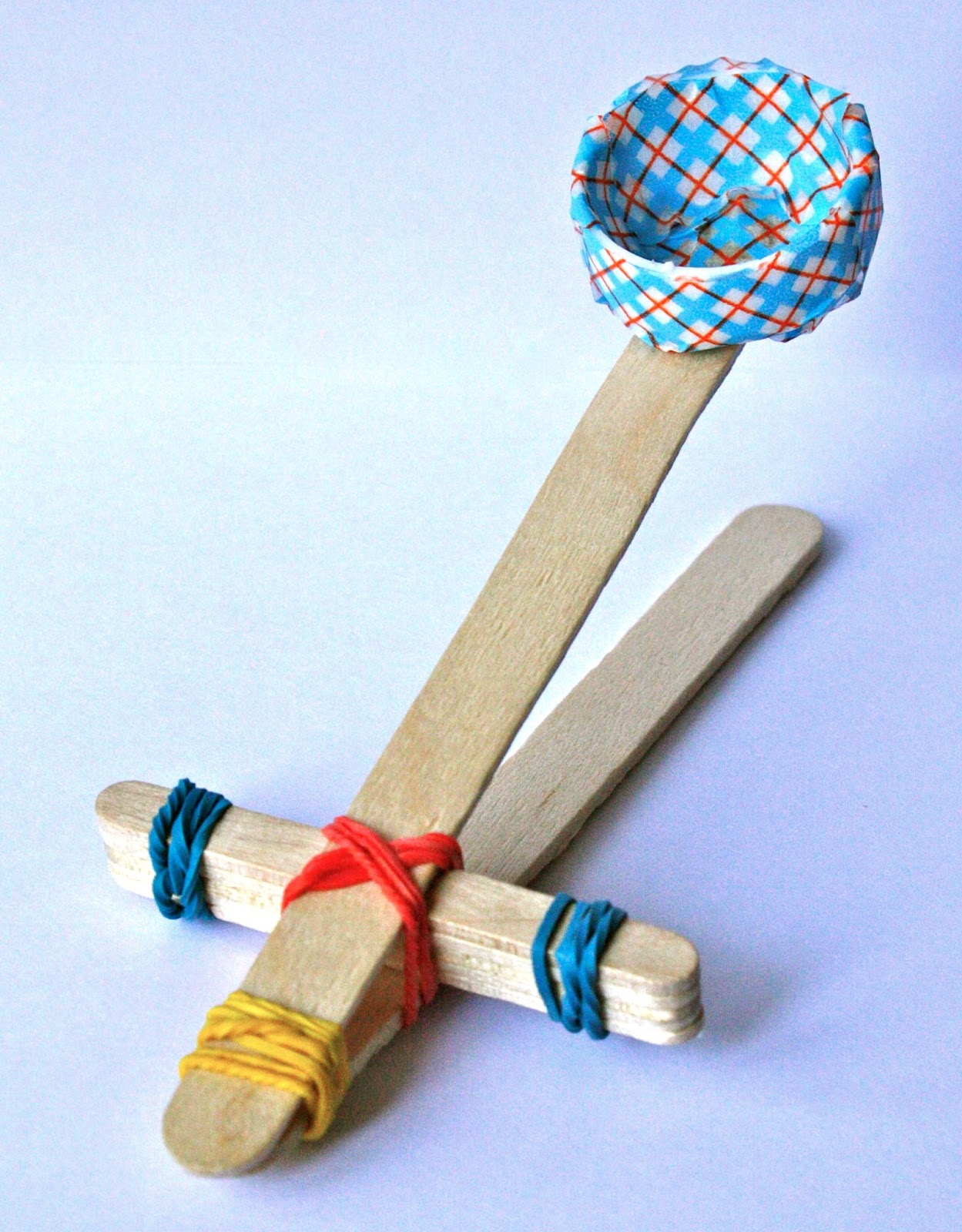 Catapult Craft For Kids: Mrs Fox's Life, Home, Crafts