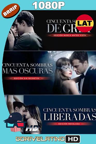 Cincuenta Sombras de Grey (2015-2018) UNRATED BRRip 1080p Latino-Ingles MKV