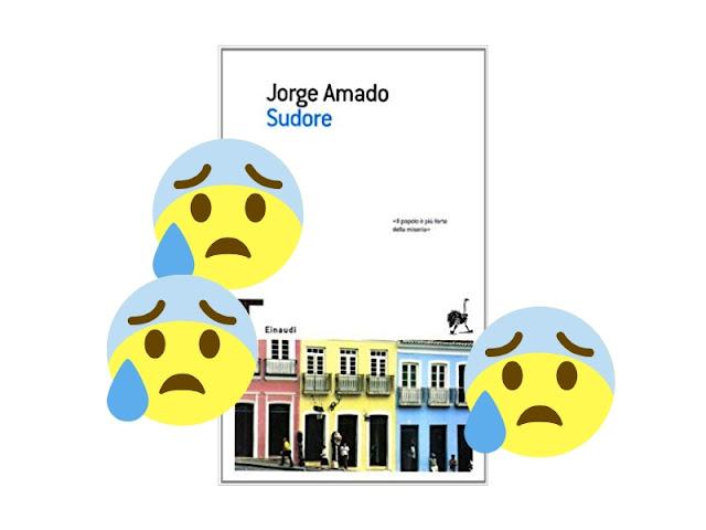 Sudore di Jorge Amado: un viaggio nella disperazione