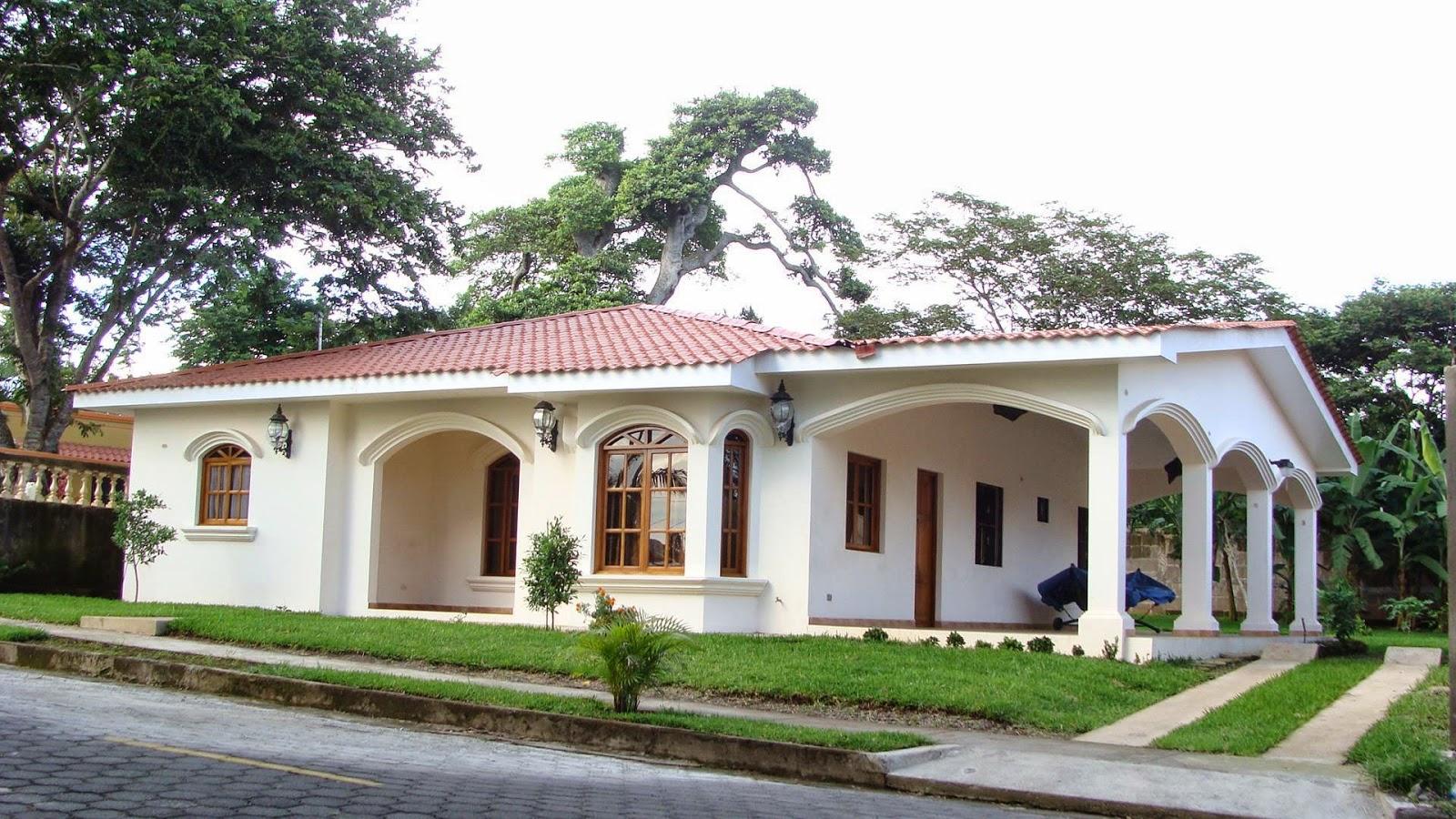 Casas financiadas en managua nicaragua nuevos proyectos for Proyectos de casas
