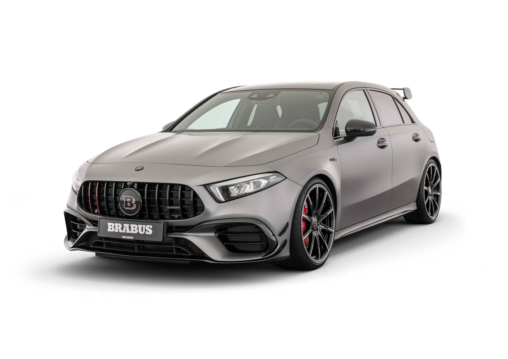 Tailor-made Brabus Mercedes-AMG