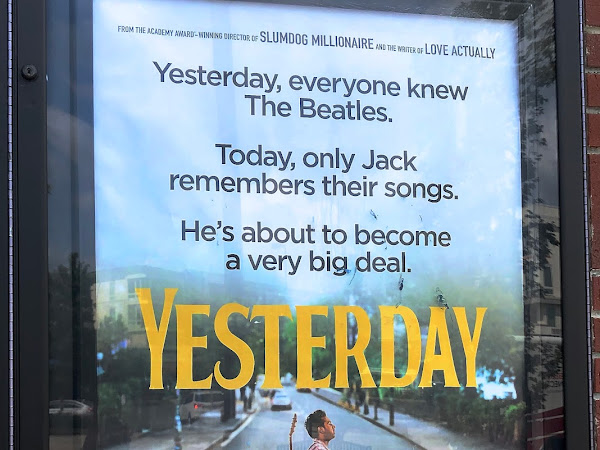 Yesterday Movie Review - July 2019