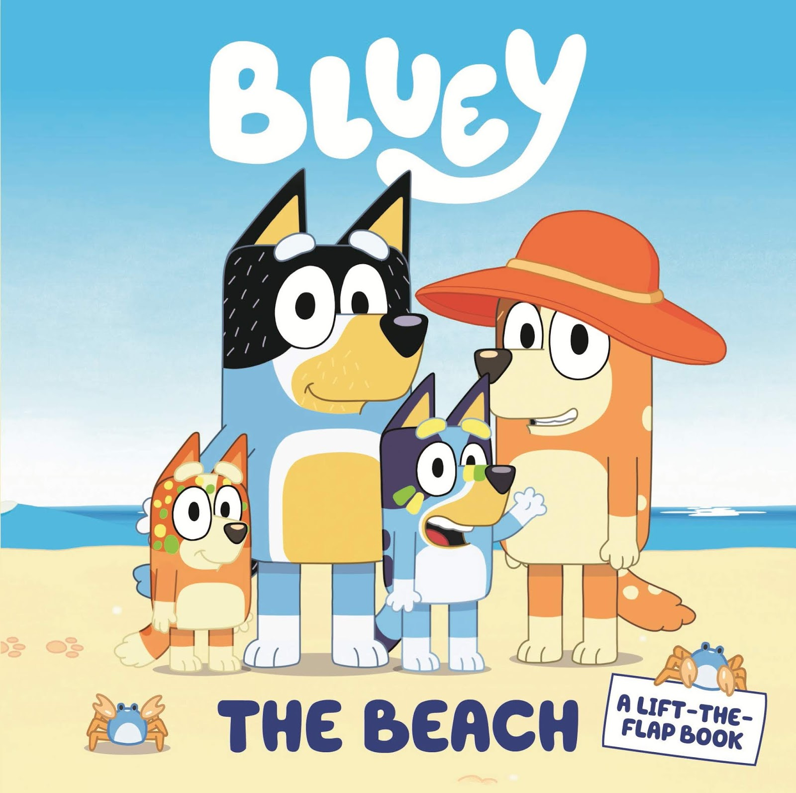 Kids Book Review Review Bluey The Beach Fruit Bat