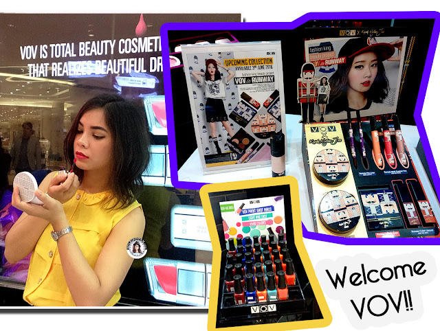 VOV+Super+Fitting+Lipquid+counter+at+Indonesia